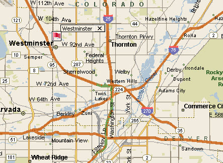 Westminster, Colorado Commercial Real Estate Appraisal Services